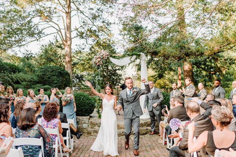 A Beautiful Wedding at HollyHedge Estate in New Hope, PA