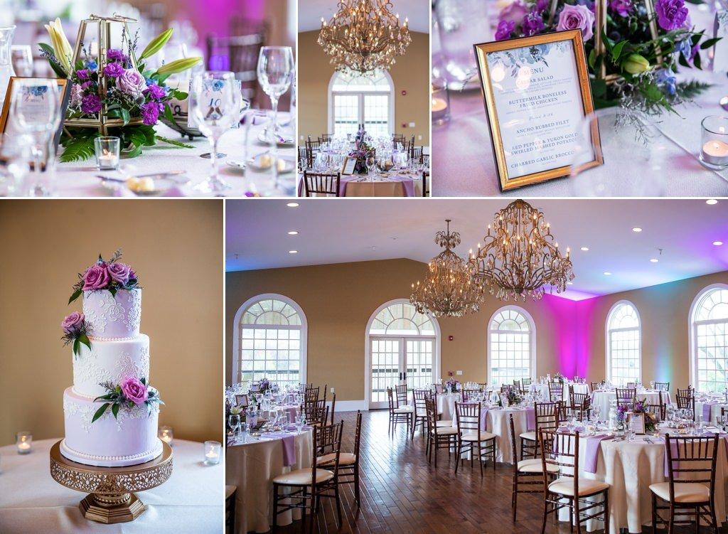 linwood estate-wedding reception decor