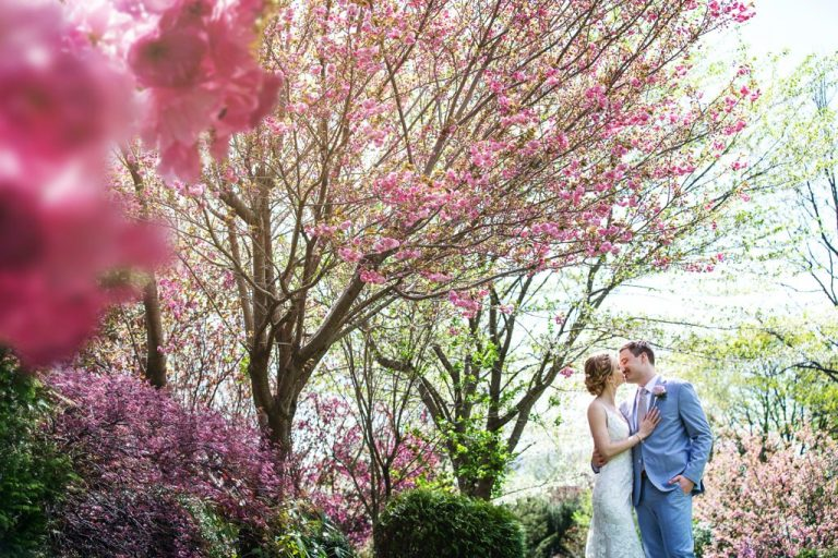 A Stunning Spring Wedding at Linwood Estate in Carlisle, PA