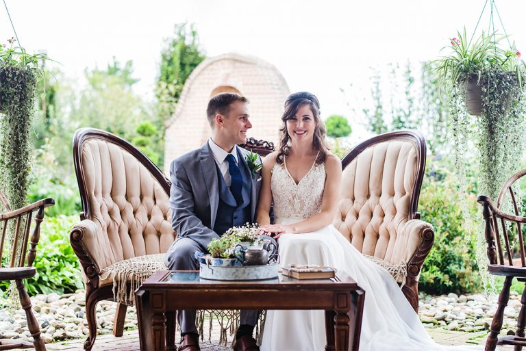 A Gorgeous Wedding at White Chimneys in Lancaster County