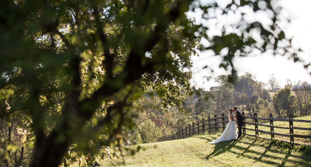 A wedding at Ironstone Ranch - wedding venues in Lancaster PA