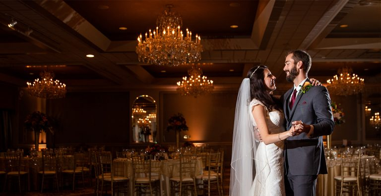 Epic Wedding at The Hotel Hershey (Stunning Photos)
