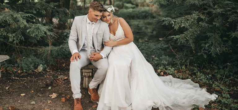 A Boho Styled Wedding Session at Stone Mill Inn